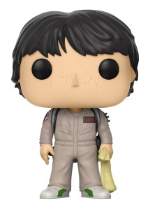POP STRANGER THINGS MIKE GHOSTBUSTERS VINYL FIGURE