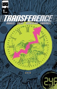 TRANSFERENCE #1 2ND PTG