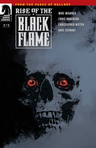 RISE OF THE BLACK FLAME #5 (OF 5)