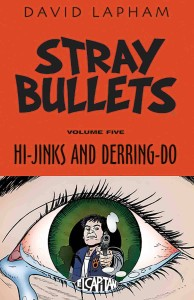 STRAY BULLETS TP VOL 05 HI-JINKS & DERRING-DO