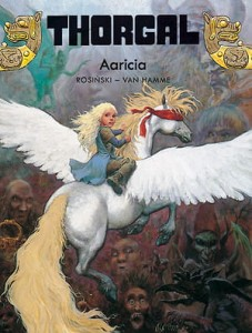 Thorgal Tom 14 Aaricia HC