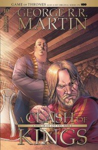 GAME OF THRONES CLASH OF KINGS #10 CVR A MILLER