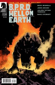 BPRD HELL ON EARTH #134