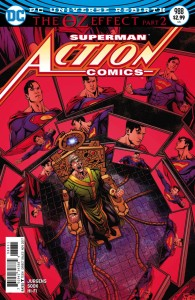 ACTION COMICS #988 VAR ED (OZ EFFECT)