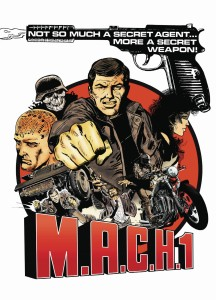 MACH 1 JOHN PROBE MISSION FILES TP VOL 01