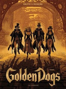 Golden Dogs Tom 1 Fanny