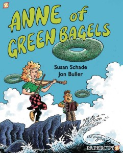 ANNE OF GREEN BAGLES GN