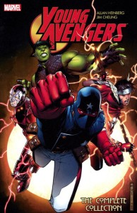YOUNG AVENGERS BY HEINBERG AND CHEUNG COMPLETE COLLECTION TP