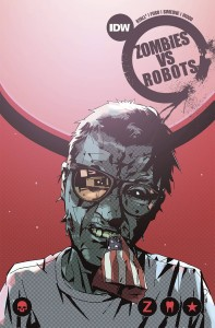 ZOMBIES VS ROBOTS TP VOL 02 WAR BOTS