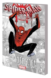 SPIDER-MAN THE SPIDER-VERSE GN TP SPIDER-MEN
