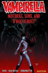 VAMPIRELLA TP VOL 05 MOTHERS SONS & HOLY GHOST
