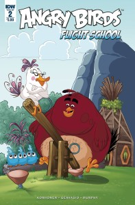 ANGRY BIRDS FLIGHT SCHOOL #2