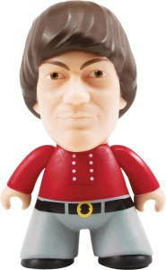 THE MONKEES MICKEY DOLENZ 4.5 IN VINYL FIG