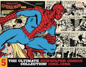 AMAZING SPIDER-MAN ULT NEWSPAPER COMICS HC VOL 05 1985-1986