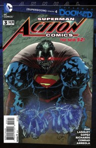 ACTION COMICS ANNUAL #3 (DOOMED) (N52)