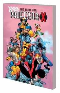 X-MEN TP HUNT FOR PROFESSOR X
