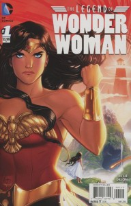 LEGEND OF WONDER WOMAN #1 (OF 9) 2ND PTG