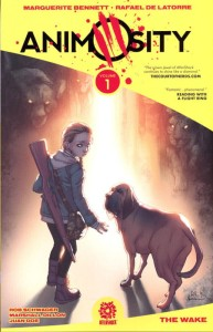 ANIMOSITY TP VOL 01