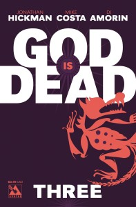 GOD IS DEAD #3 (OF 6)