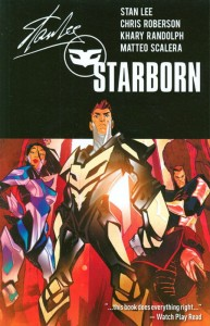 STAN LEE STARBORN TP VOL 03