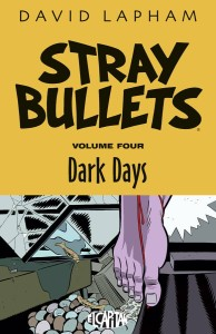 STRAY BULLETS TP VOL 04 DARK DAYS