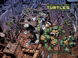 TMNT ANNUAL 2012 DELUXE LIMITED HC