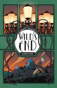 WILDS END ORIGINAL GN VOL 03 JOURNEYS END