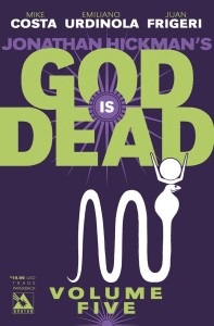 GOD IS DEAD TP VOL 05