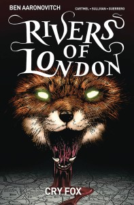 RIVERS OF LONDON CRY FOX TP
