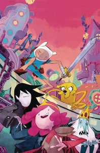ADVENTURE TIME SEASON 11 #1 MAIN