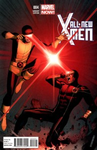 ALL NEW X-MEN #4 VAR NOW
