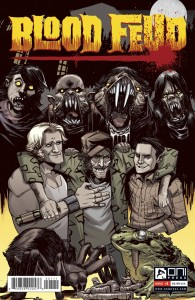 BLOOD FEUD #1 (OF 5) CVR A