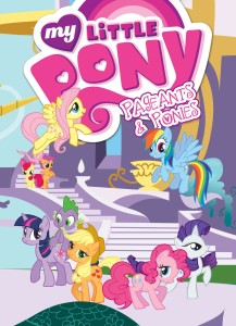 MY LITTLE PONY PAGEANTS & PONIES TP