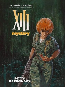 XIII: MYSTERY - BETTY BARNOWSKY