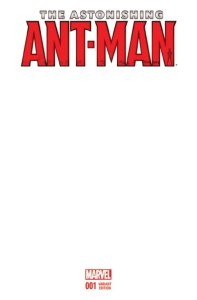 ASTONISHING ANT-MAN #1 BLANK VAR