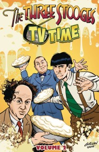 THE THREE STOOGES TP VOL 02