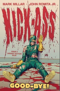 KICK-ASS 3 #8 (OF 8) MCNIVEN VAR