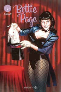 BETTIE PAGE #1 CVR C WILLIAMS