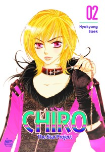 CHIRO GN VOL 02 STAR PROJECT