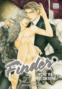 FINDER DELUXE ED GN VOL 06 YOURE MY DESIRE
