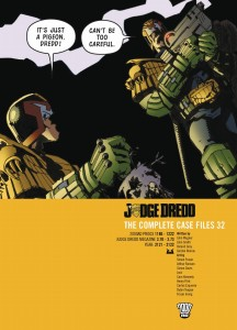 JUDGE DREDD COMP CASE FILES TP VOL 32
