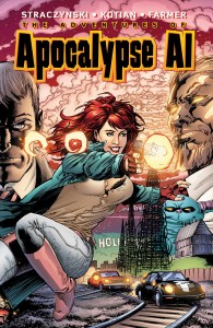 ADVENTURES OF APOCALYPSE AL TP VOL 01