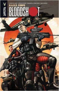 BLOODSHOT TP VOL 04 HARD CORPS