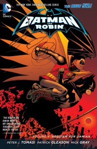 BATMAN & ROBIN HC VOL 04 REQUIEM FOR DAMIAN (N52)