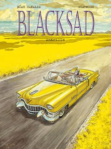 Blacksad 5 Amarillo