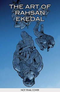 ART OF RAHSAN EKEDAL TOP COW ED HC