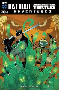 BATMAN TMNT ADVENTURES #4 (OF 6)