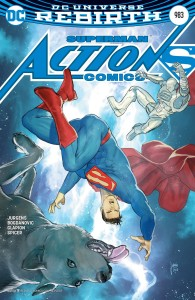 ACTION COMICS #983 VAR ED