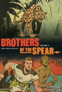 BROTHERS OF THE SPEAR ARCHIVES HC VOL 03