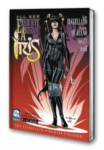 EXECUTIVE ASSISTANT IRIS TP VOL 04